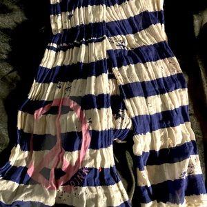 VS Pink scarf